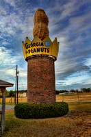 Monument to the Peanut