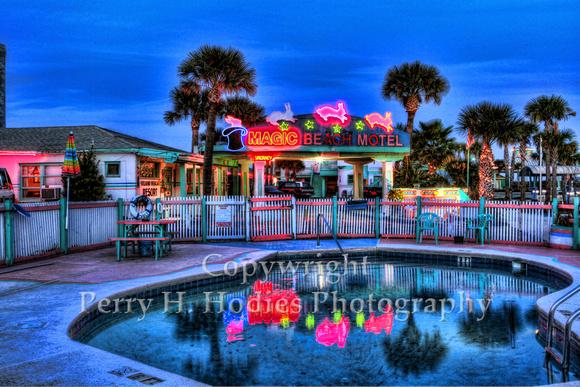 Magic Beach Motel